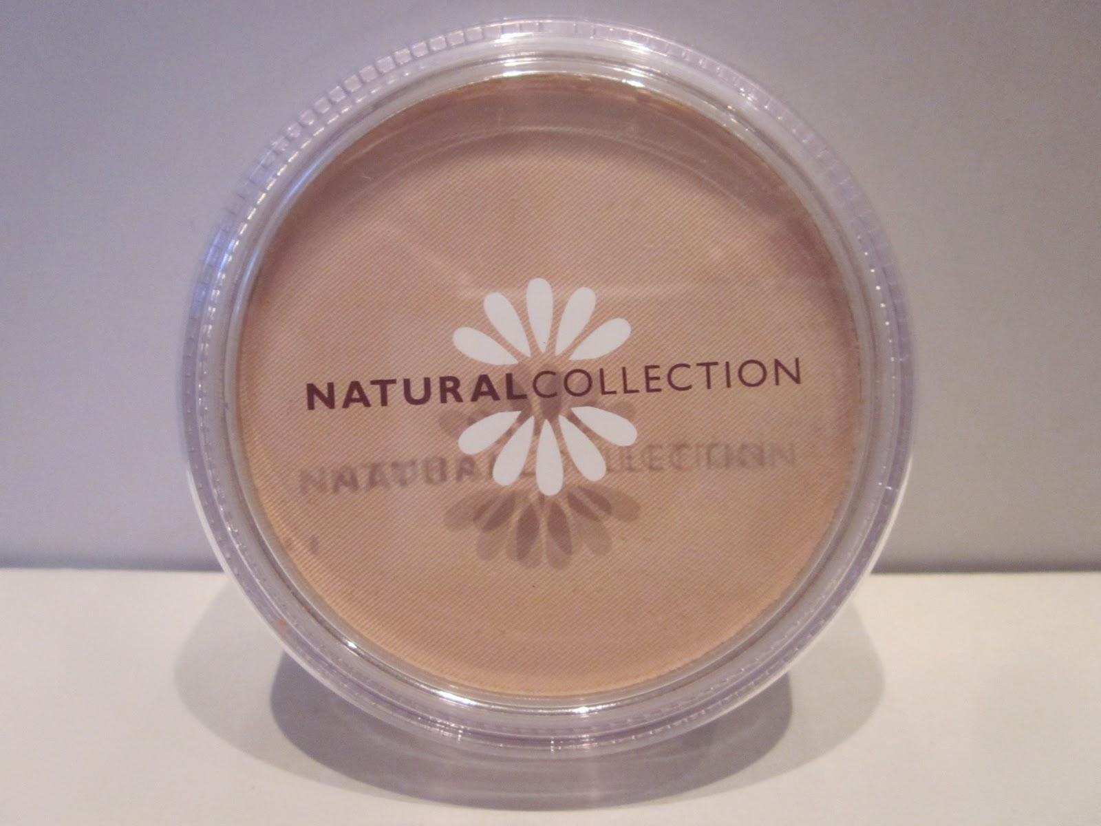 Natural pressed powder