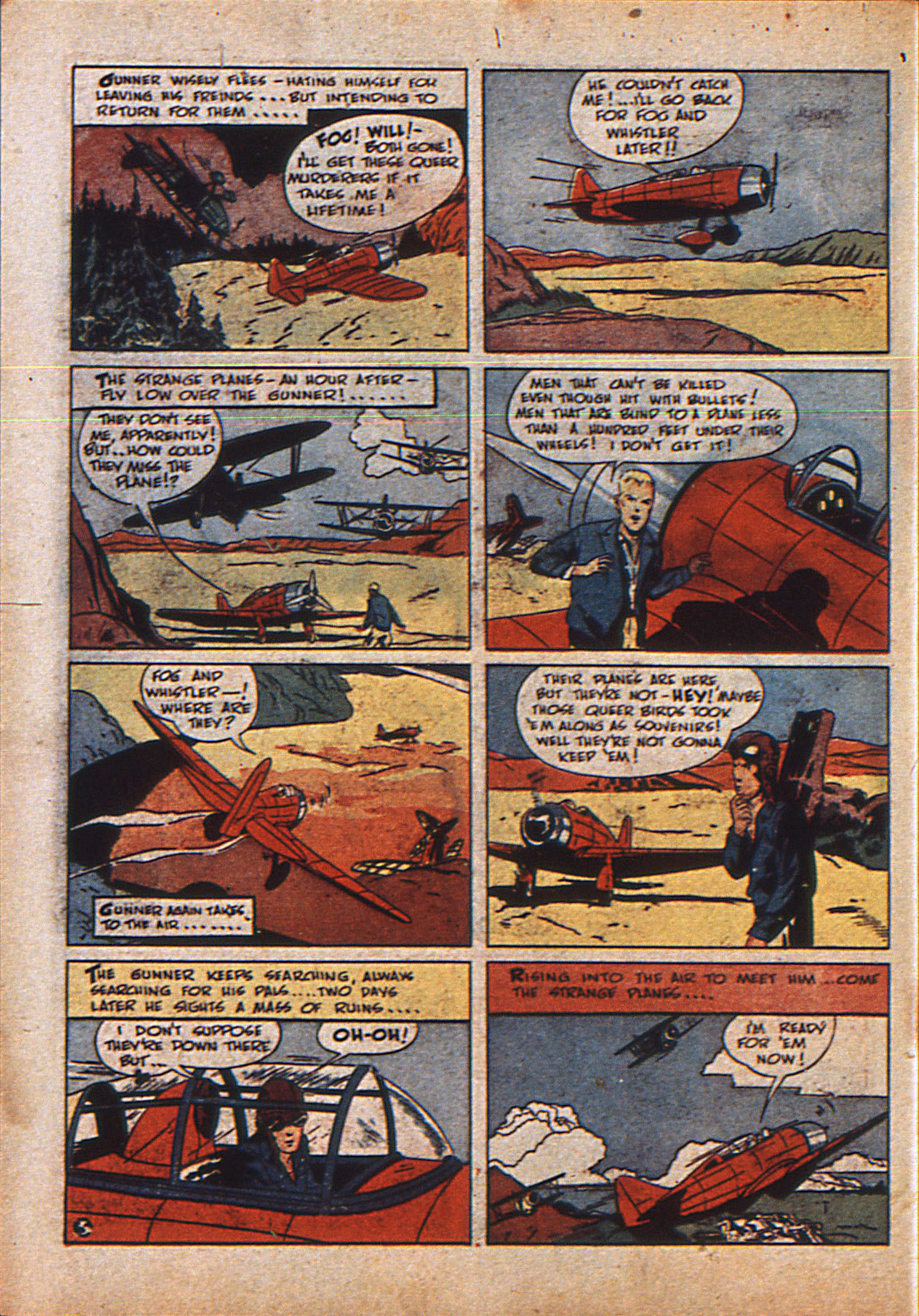 Read online Action Comics (1938) comic -  Issue #23 - 31
