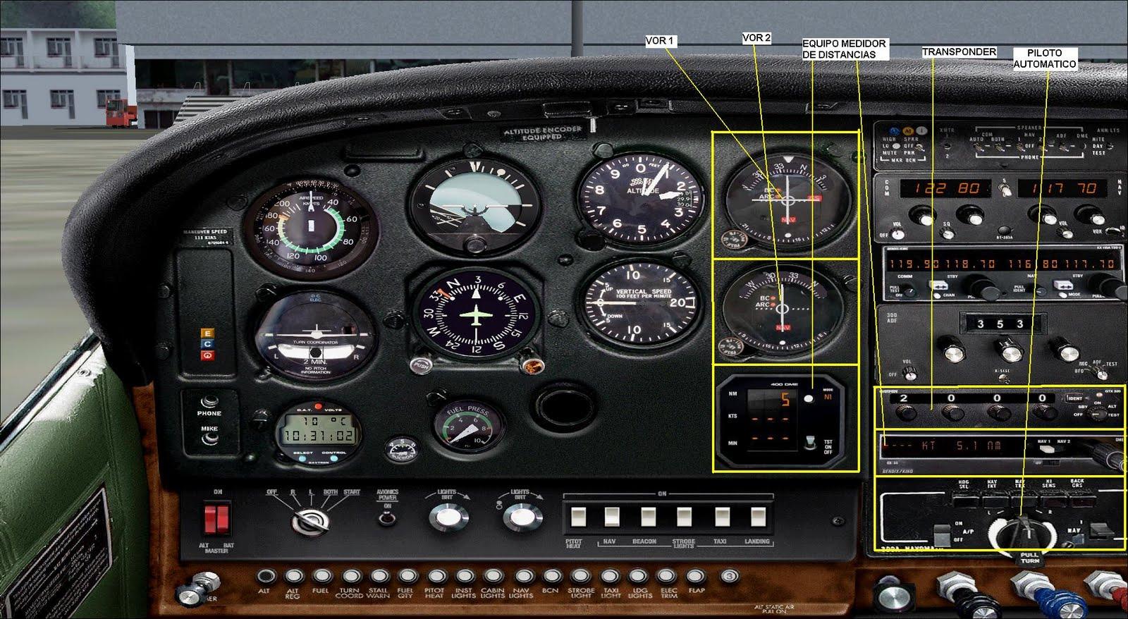 Cessna 172 Gps Manual
