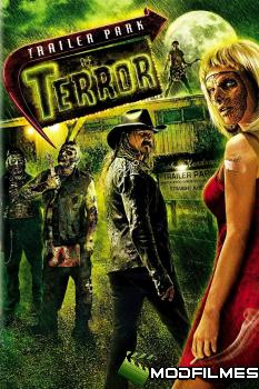Capa do Filme Trailer Park Of Terror