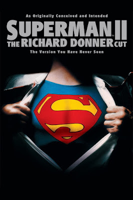 Superman II: The Richard Donner Cut Poster
