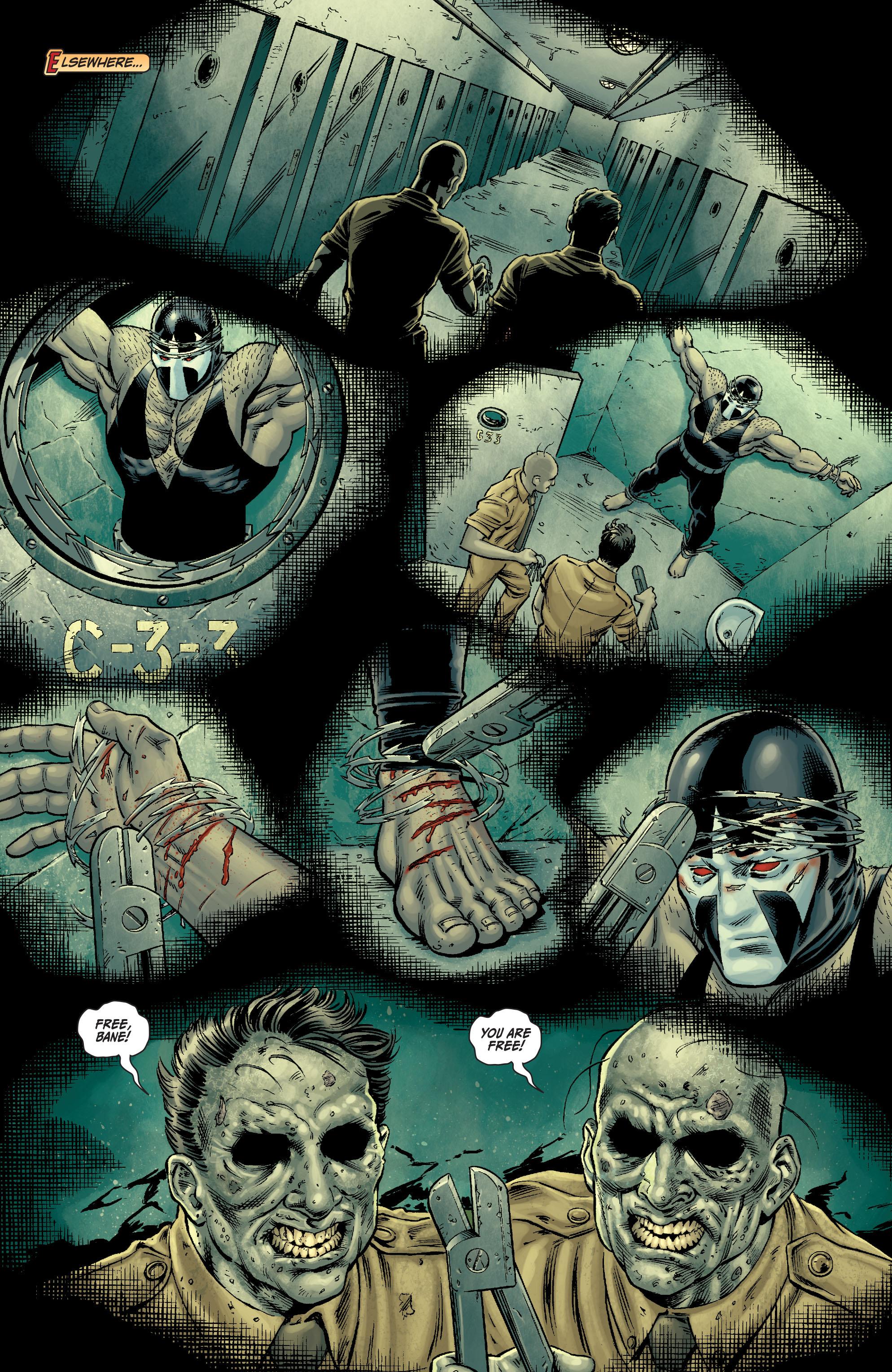 Read online Secret Six (2008) comic -  Issue #10 - 6