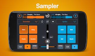 aplikasi musik DJ android terbaik