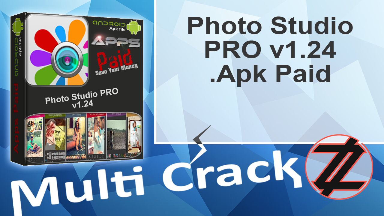 Photo studio pro android crack