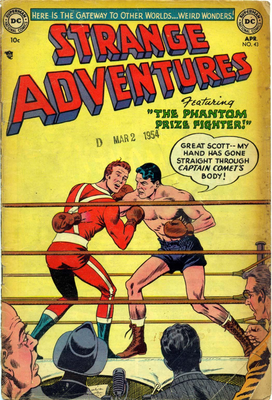 Strange Adventures (1950) issue 43 - Page 1