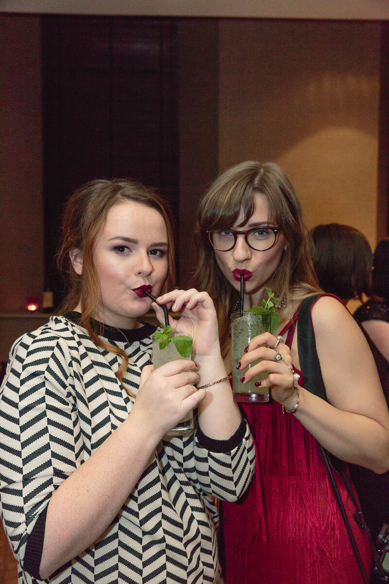 Cocktail making at malmaison leeds