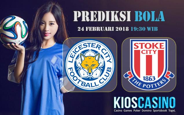 Prediksi Skor Leicester vs Stoke 24 Februari 2018