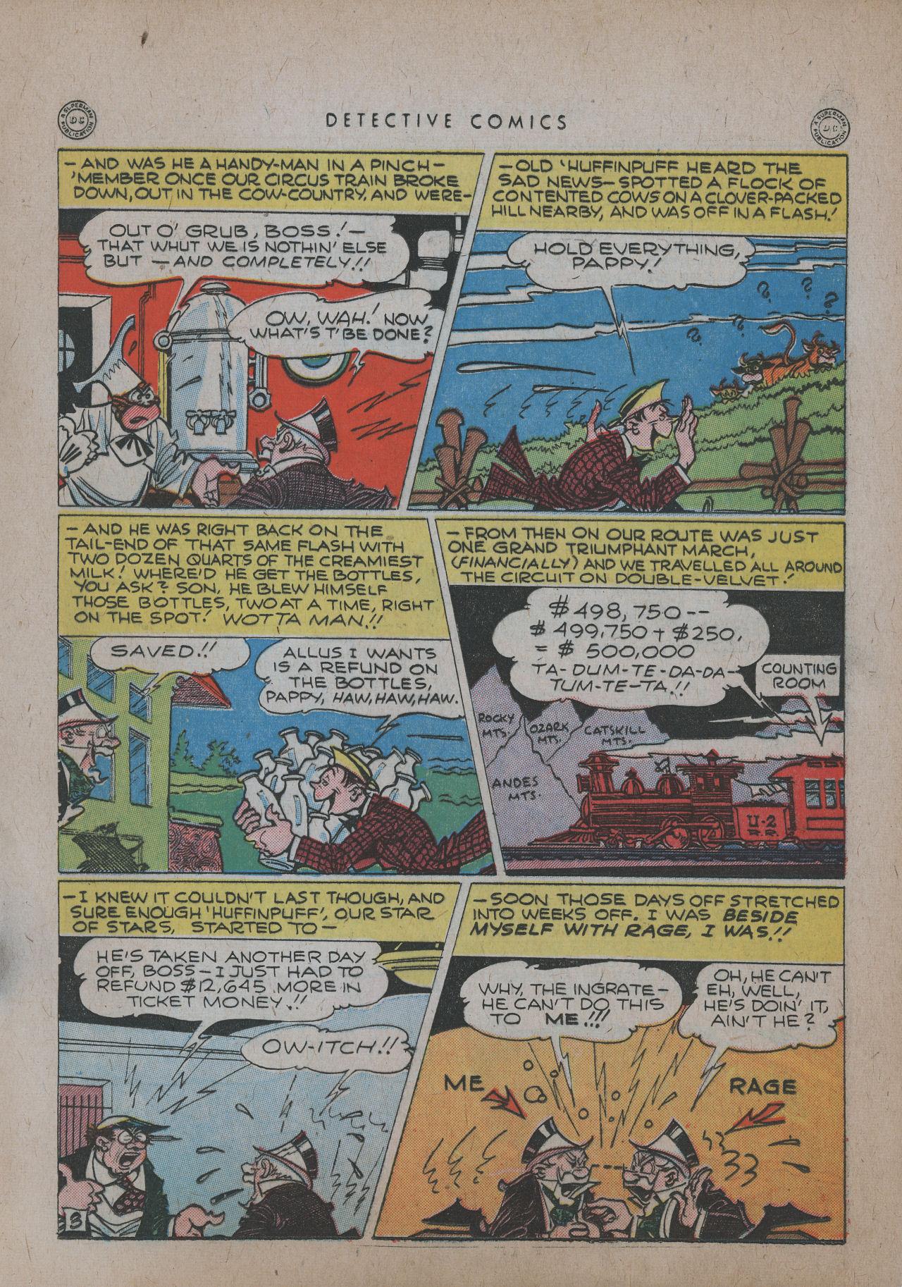 Read online Detective Comics (1937) comic -  Issue #101 - 37