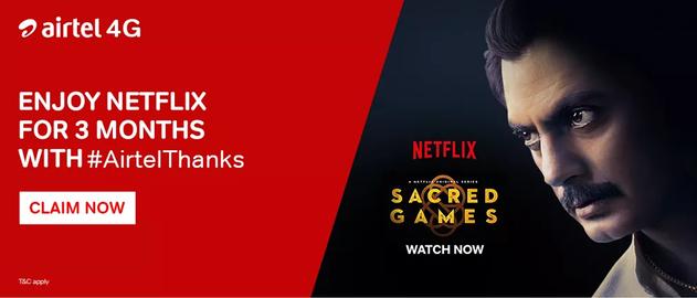Trick to Get Netflix Premium Account Free For 3 Month (Netflix Premium Trick)