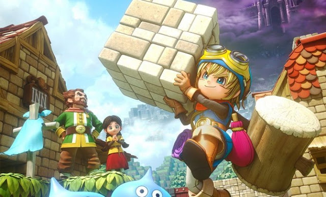 Dragon Quest Builders Story