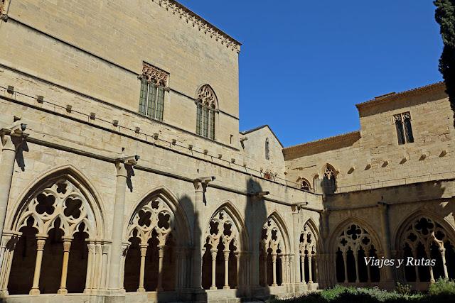 Claustro del Monasterio de Poblet, Tarragona