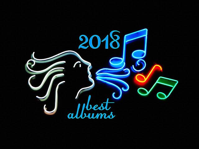 Лучшие альбомы 2018 года