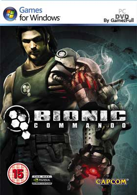 Bionic Commando PC [Full] Español [MEGA]