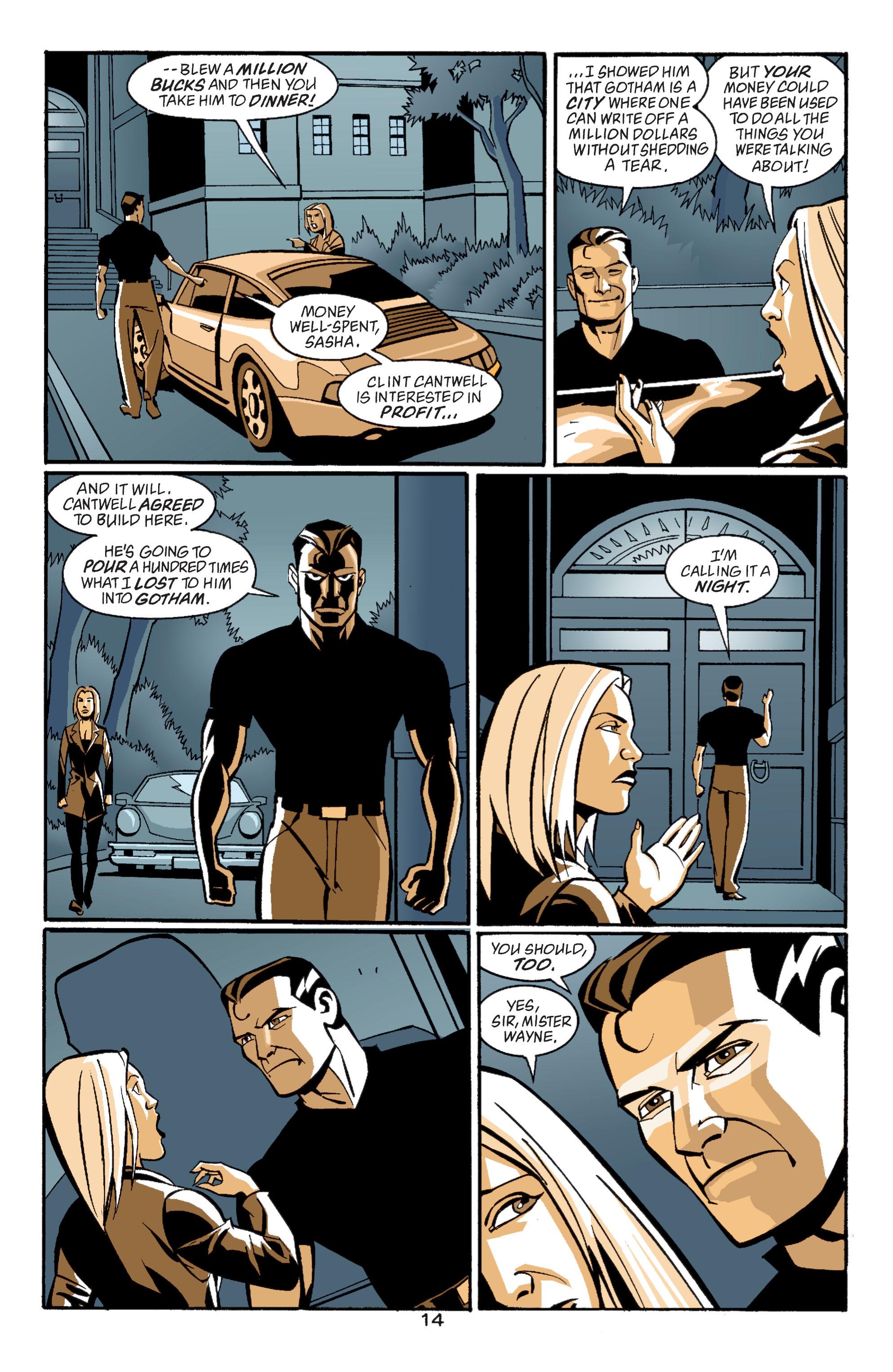 Detective Comics (1937) 758 Page 14