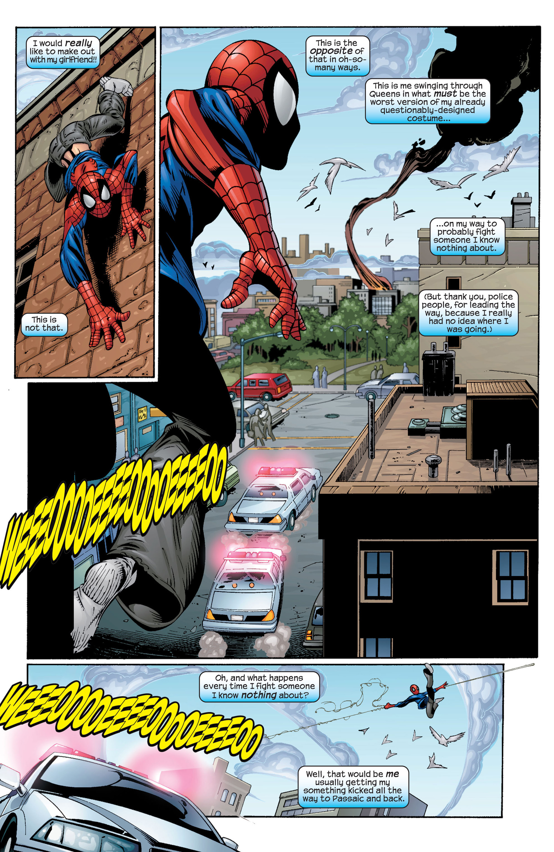 Read online Ultimate Spider-Man (2000) comic -  Issue #42 - 3