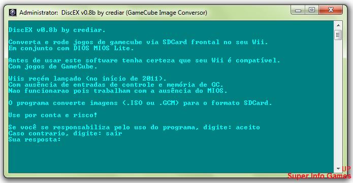 Tutorial] Rode Backups de Game Cube Via USB no Wii | Super Info Game Up
