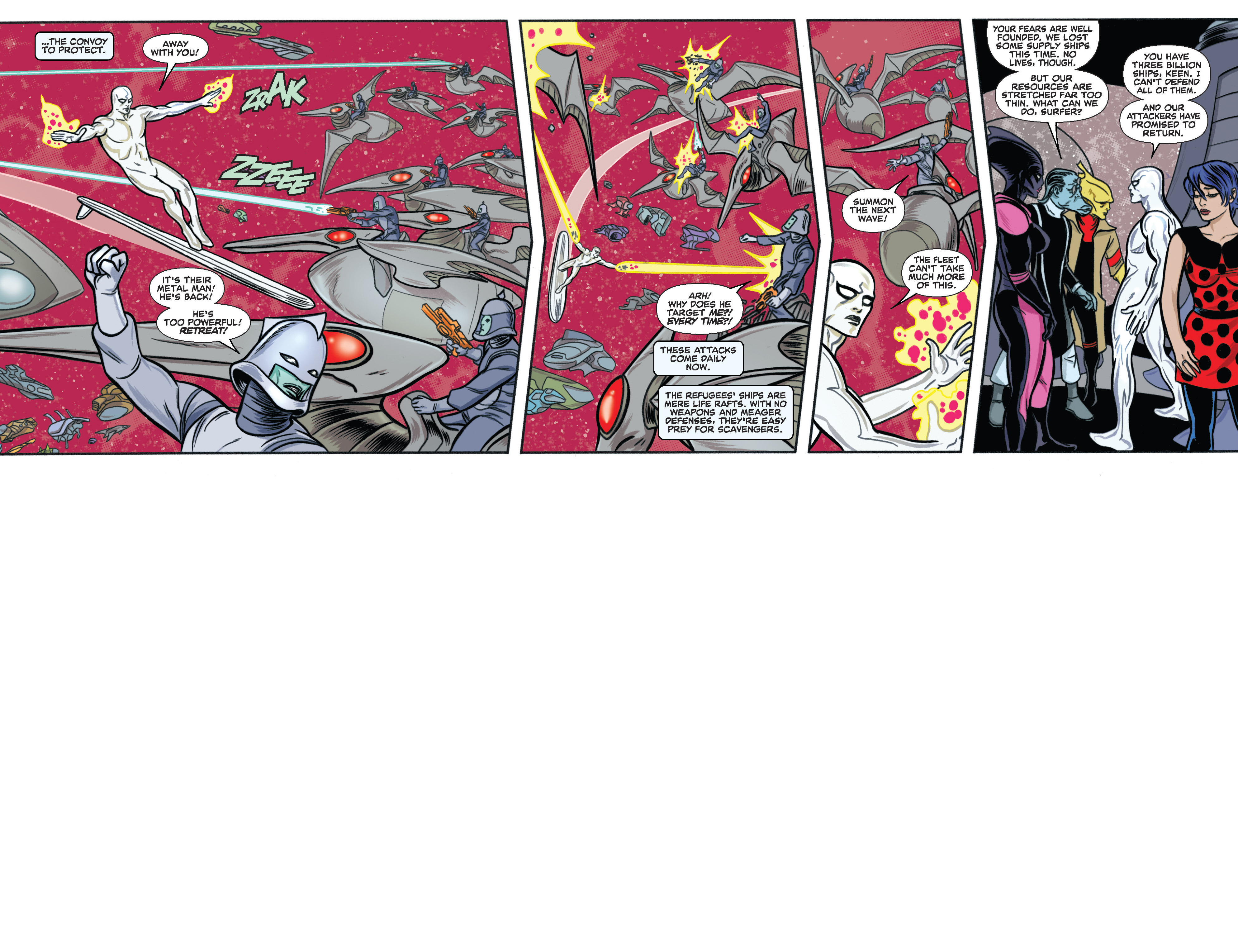 Read online Silver Surfer (2014) comic -  Issue #11 - 6