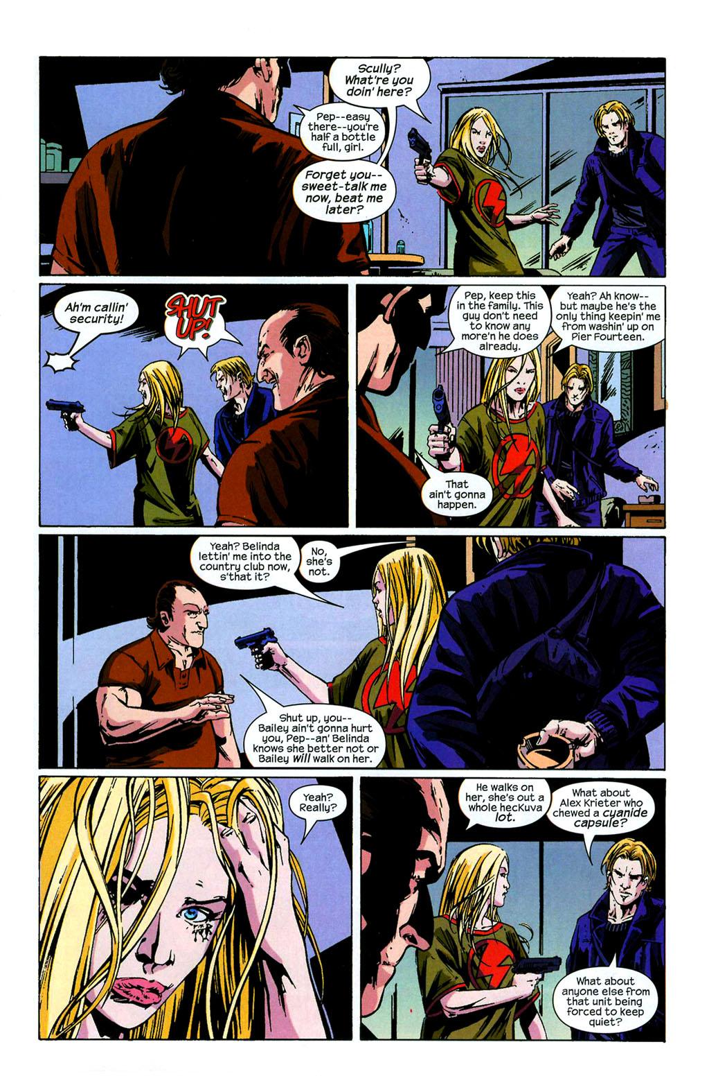 Hawkeye (2003) Issue #4 #4 - English 9