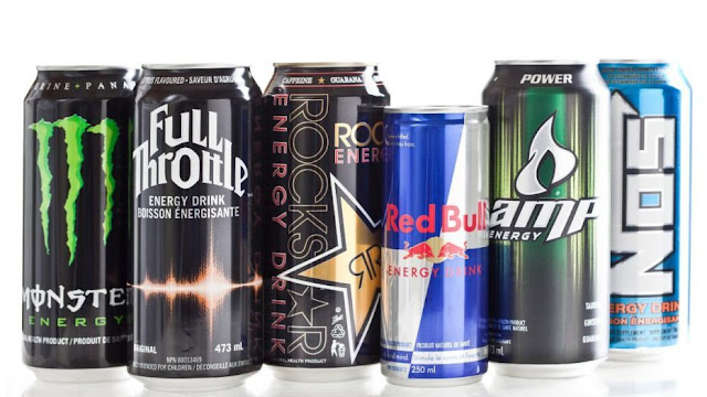 Energy Drink Effects/NHS