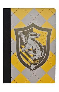 Harry Potter Hufflepuff Notebook, Primark Haul