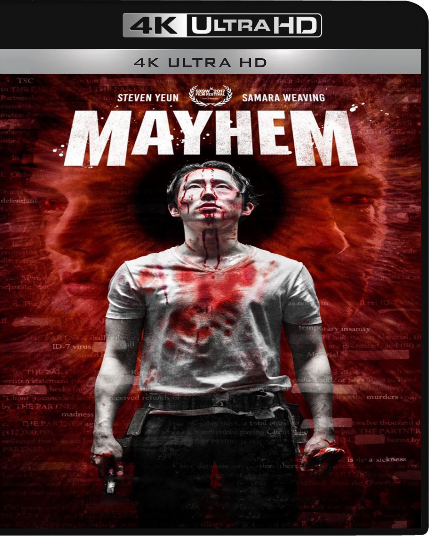 Mayhem [2017] [UHD] [2160p] [Subtitulado]
