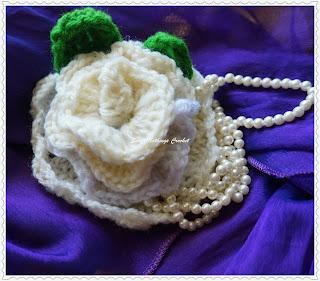 free crochet tiny doily pattern