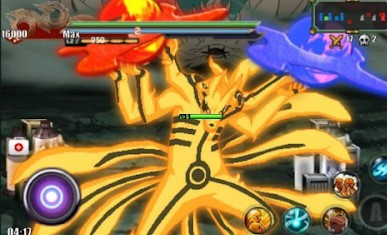 Download Naruto Mobile Fighter ONLINE v1.17.10.9 Mod Apk Data Full Character