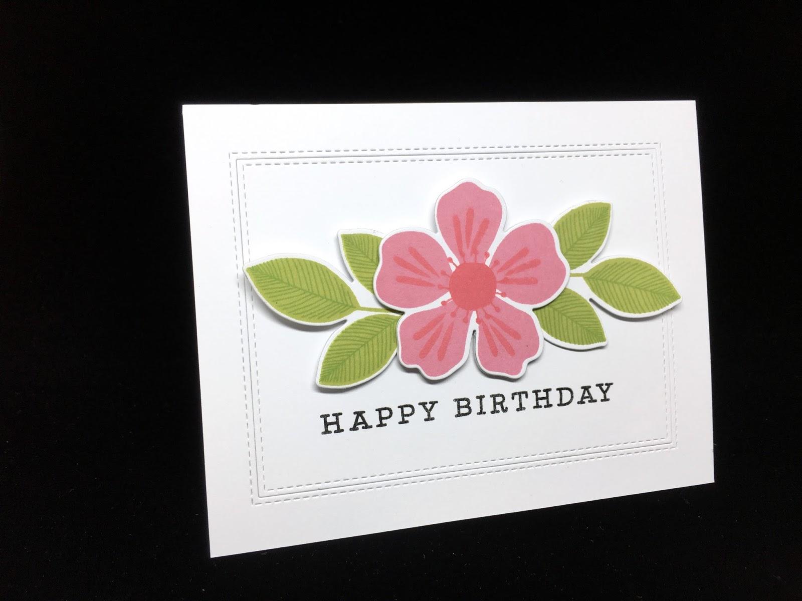 Im In Haven Flashy Florals Birthday Flower