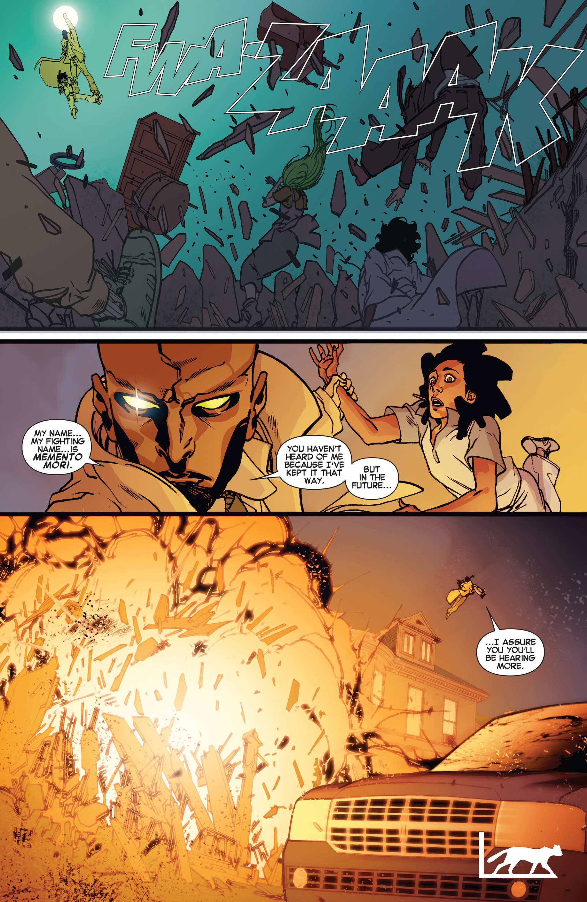 Read online All-New X-Factor comic -  Issue #9 - 21