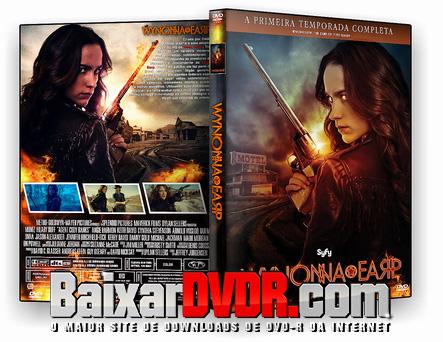 Wynonna Earp 1ª Temporada (2017) DVD-R Autorado