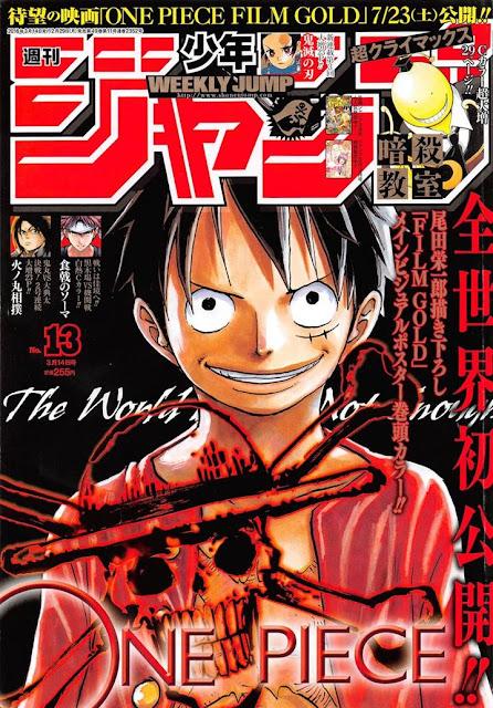 Weekly Shonen Jump 13 2016
