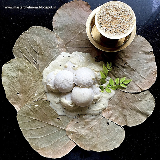 Pacharisi Idli | Raw Rice Idli