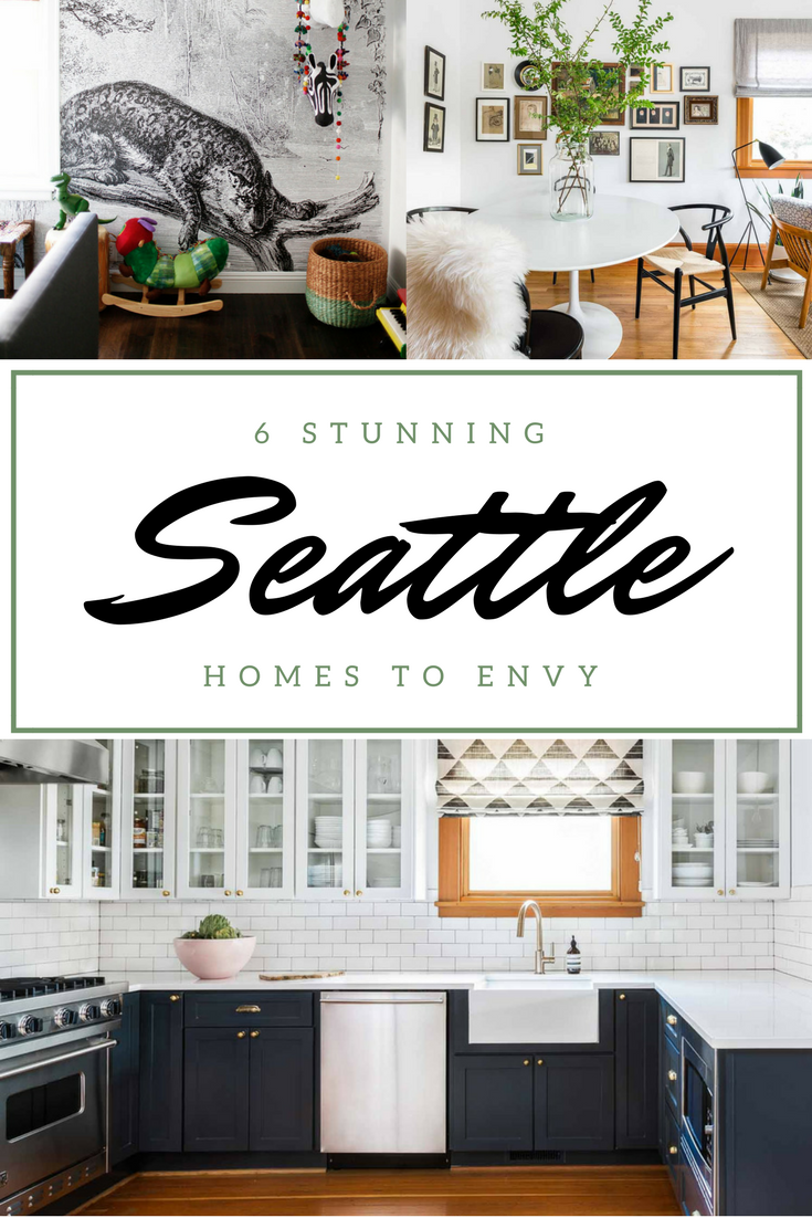 6 Stunning Seattle Area Homes to Envy | Kayla Lynn