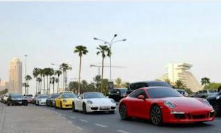 negara qatar kaya raya