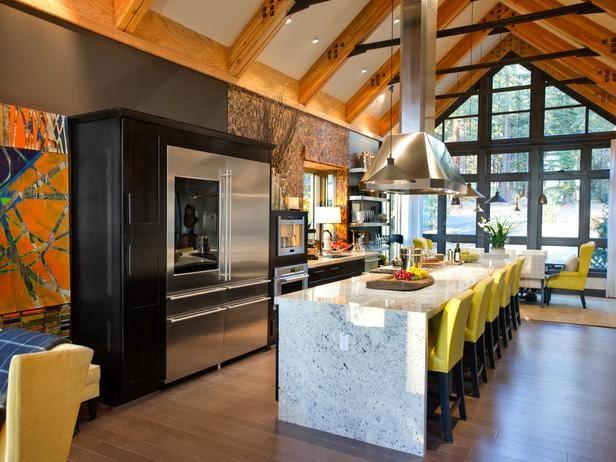 Modern Furniture  Hgtv Dream Home 2014   Kitchen Pictures