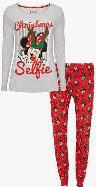 Pijama de minnie para mujer de la colección de Primark