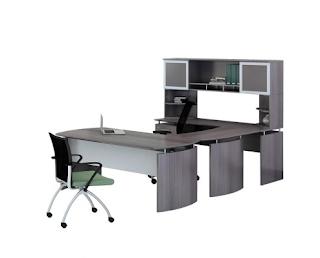 Medina U-Shaped Desk