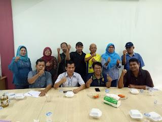 IMO Sumbar Gelar Rapat Konsolidasi Persiapan Pelantikan Pengurus