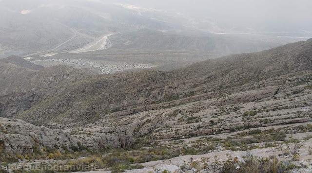 Cerro sapo, informacion, trekking