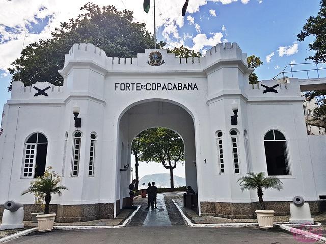 Dica de passeio no Rio de Janeiro - Forte de Copacabana