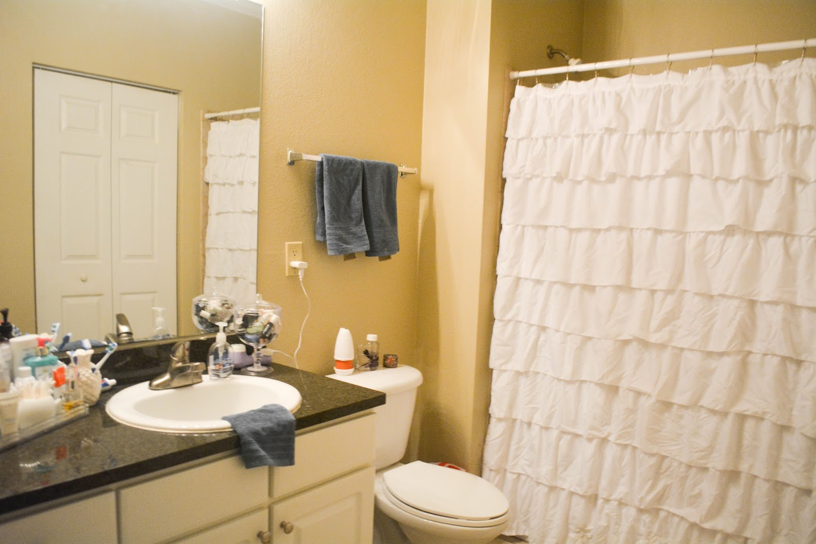 Apartment Tour: Bathroom