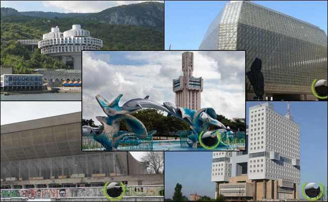 10 Desain Arsitektur menakjubkan di Benua Eropa