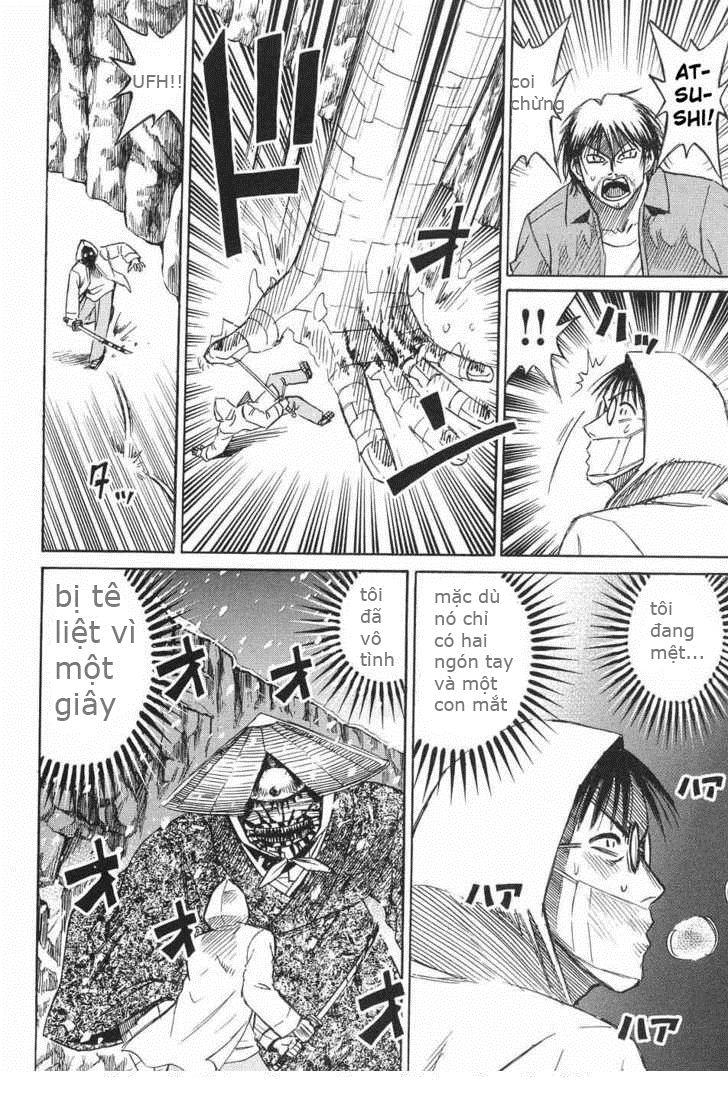 Higanjima chapter 74 trang 14