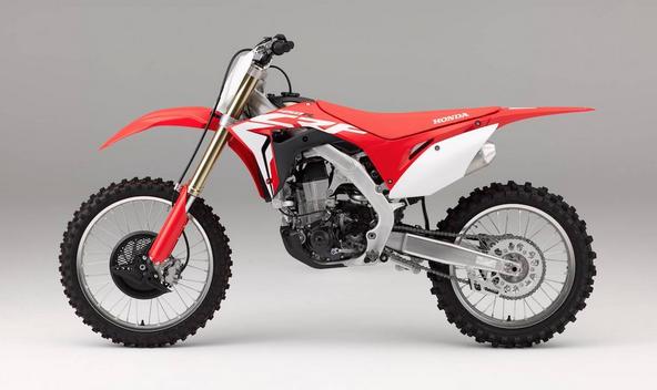 2018 honda 650 dirt bike. beautiful dirt 2018 honda crf450r in honda 650 dirt bike w