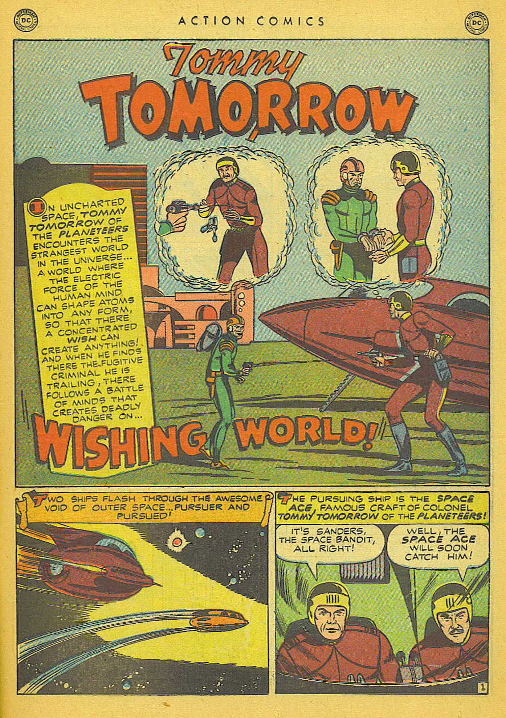 Read online Action Comics (1938) comic -  Issue #142 - 16
