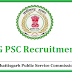 CG PSC Recruitment 2018 For 299 Posts of Naib Tehsildars, DSPs & More