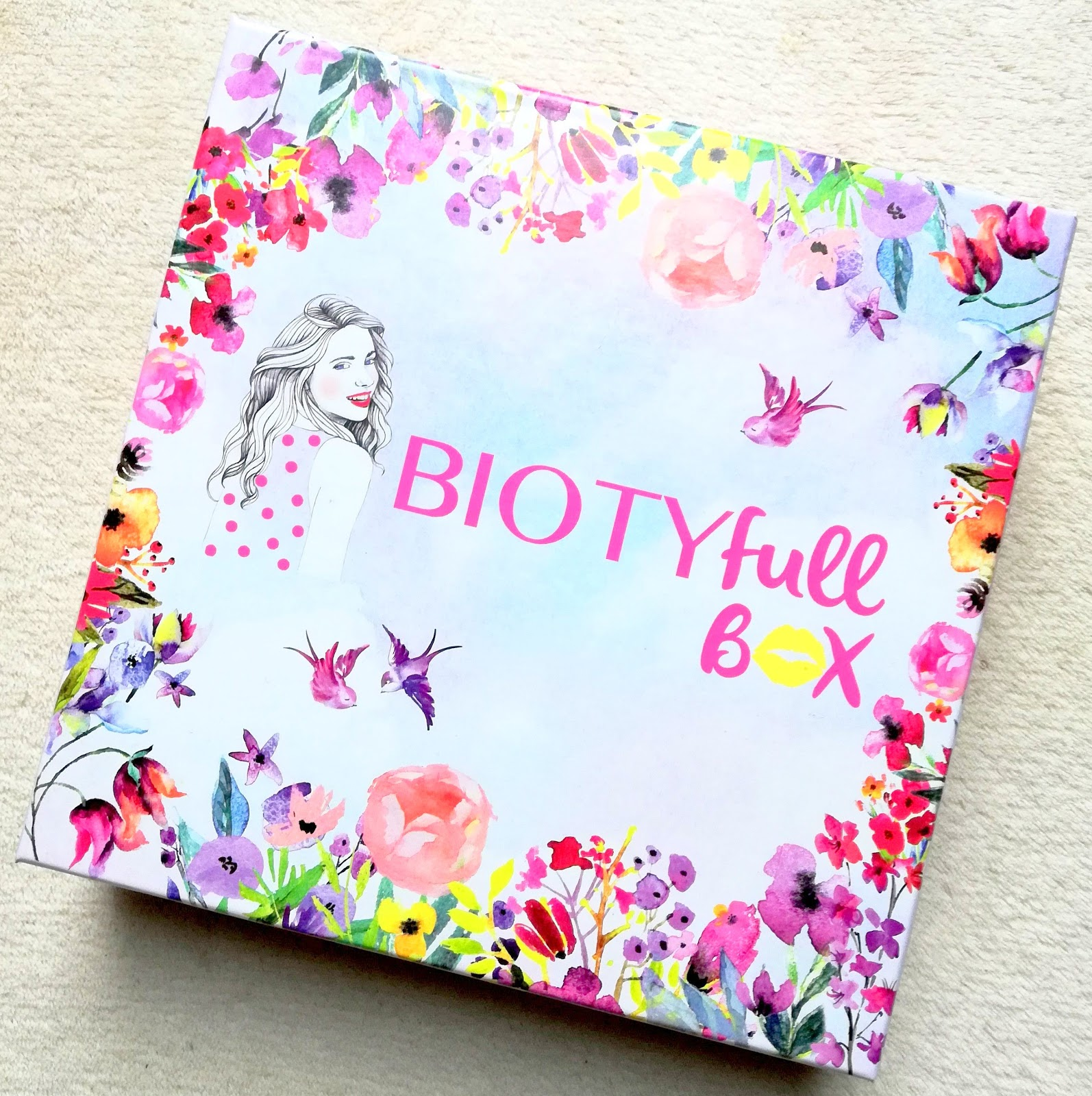 BIOTYFULL BOX Mars 2019 : L'Indispensable