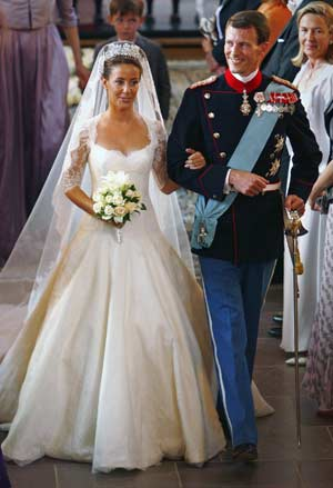 Marie Agathe Odile Princess Of Denmark Countess Monpezat Is The Second Wife Prince Joachim Wedding Took Place On Saay 24 May