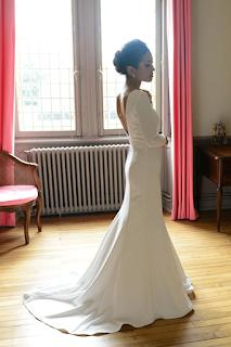Robes de mariées Maryline Garel St Etienne blog mariage www.unjourmonprinceviendra26.com