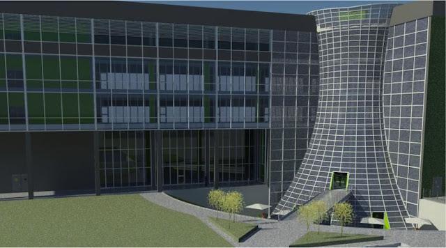 Energy Center - progetto grafico